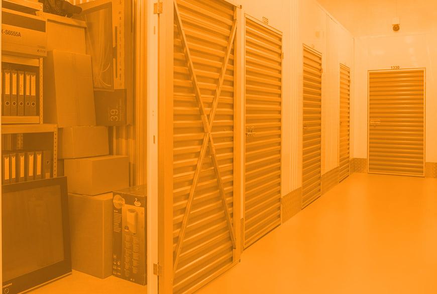 upgrading or downsizing storage space