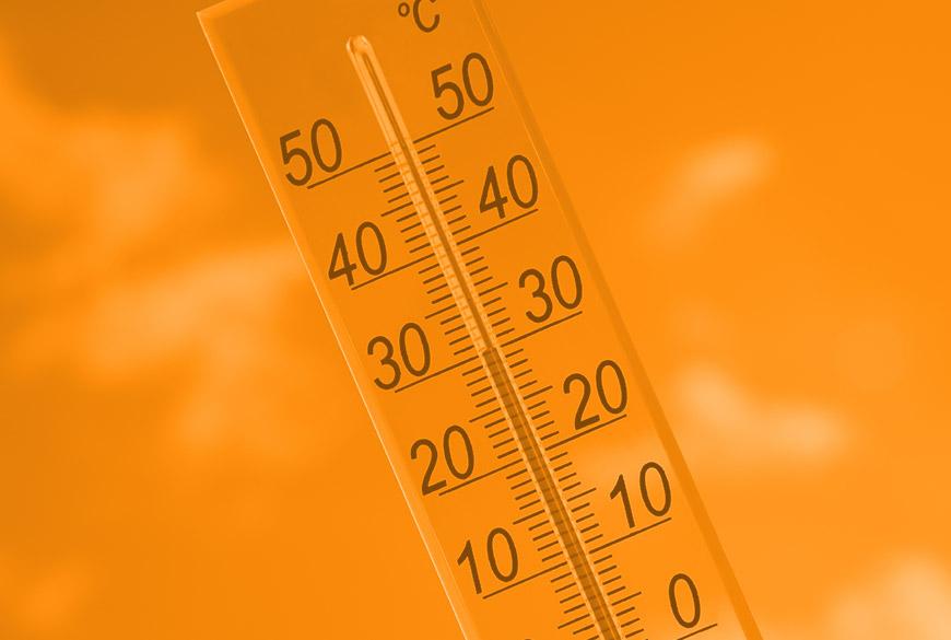 Self Storage temperature