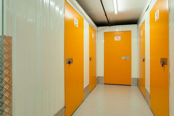 Metro Storage London