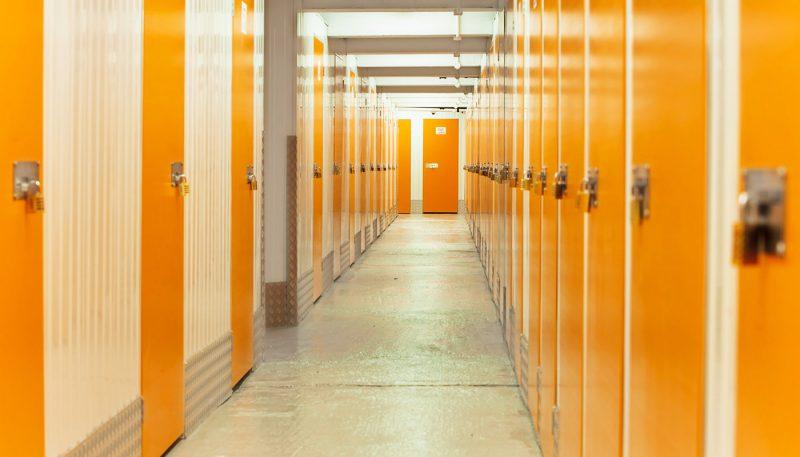 Secure Self Storage London